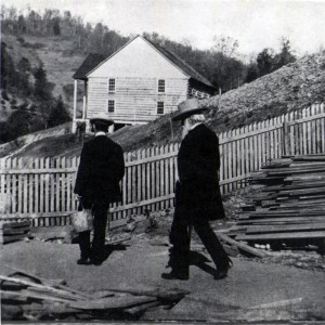 Harvey S. Murdoch and John B. Lewis